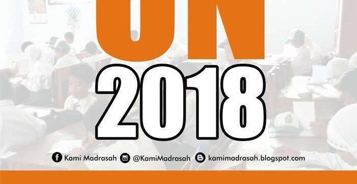 Jadwal Ujian Nasional Perbaikan 2018