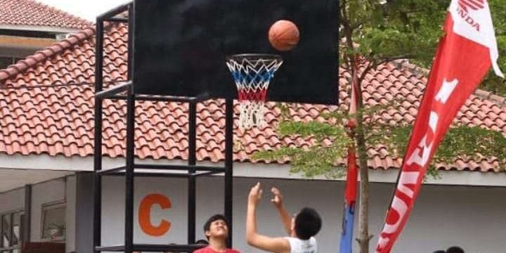 Development Basketball League (DBL) di SMAN 1 Dramaga