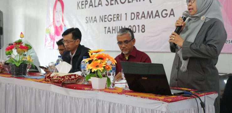 Penilaian Prestasi Kinerja Kepala Sekolah SMA Negeri 1 Dramaga