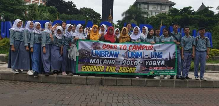 SMANIDA Goes To Campus UM, UNBRAW dan UNS