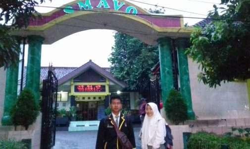 Perwakilan OSIS SMA Negeri 1 Dramaga mengikuti LDKS OSIS tingkat Provinsi di Lembang Bandung Jawa Barat