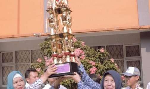 Ekstrakulikuler English Club dan Karate SMAN 1 Dramaga Meraih Prestasi