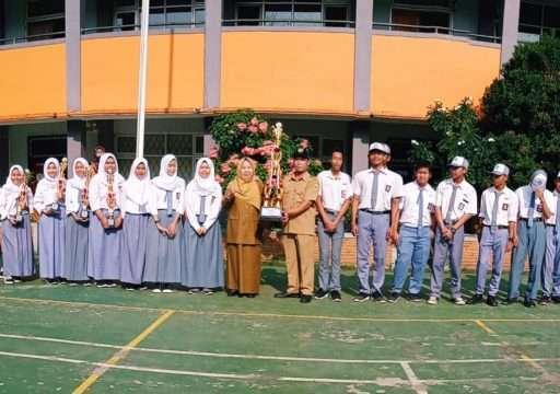 Eskul Pramuka SMANIDA Borong Piala