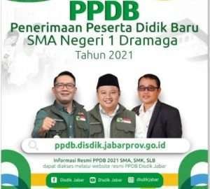 Peraturan Gubernur Provinsi Jawa Barat Mengenai PPDB 2021
